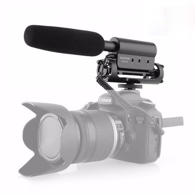SGC-5 Photography Pro Microphone