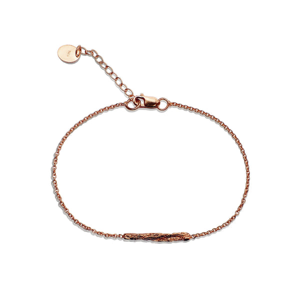 ILLUSION Short stick bracelet - ROSE GOLD