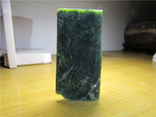 Natural jade rough nephrite raw stone Russia Siberian jade