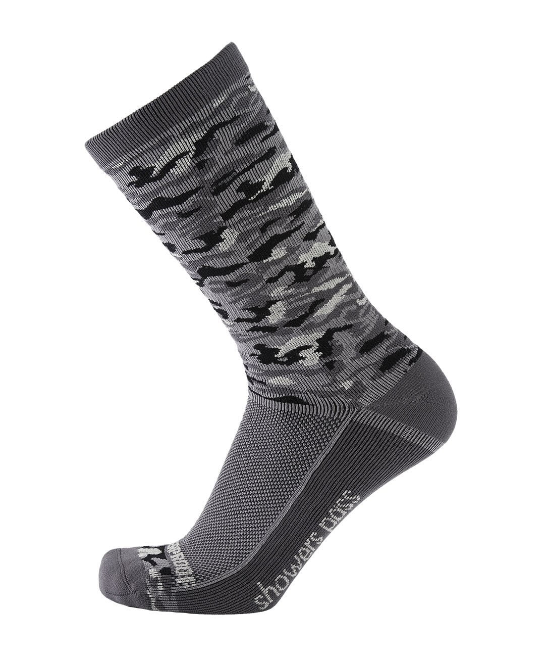 Lightweight Waterproof Socks - Crosspoint Camo