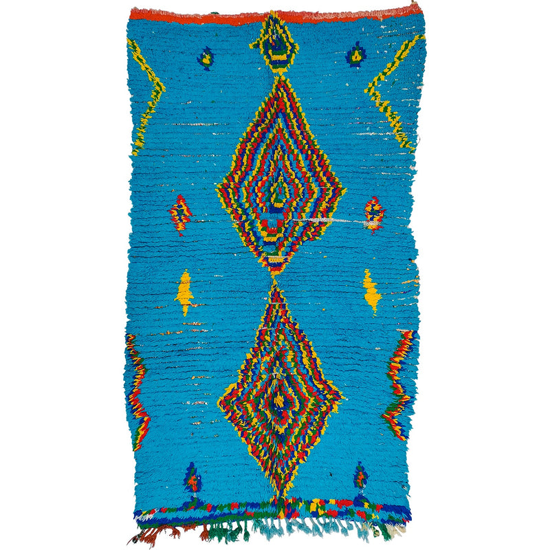 Boujad Tribal Art Rug