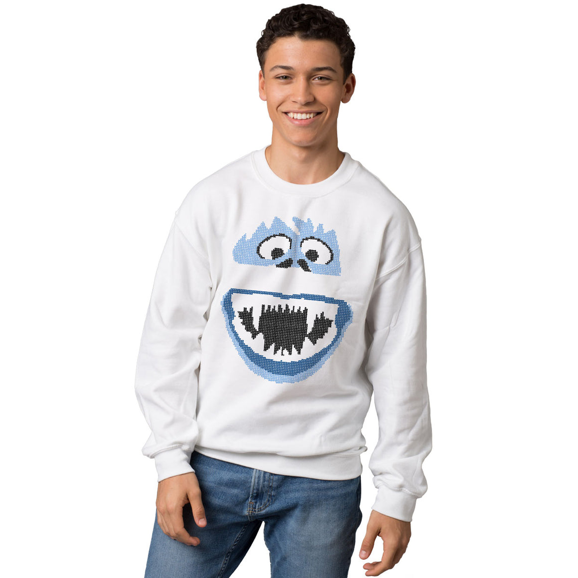 The Christmas Yeti Ugly Sweatshirt