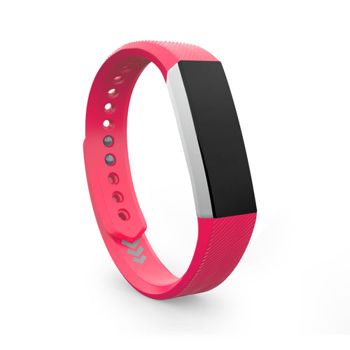 Fitbit Alta Bands - Pink, Small and Large Sizes.