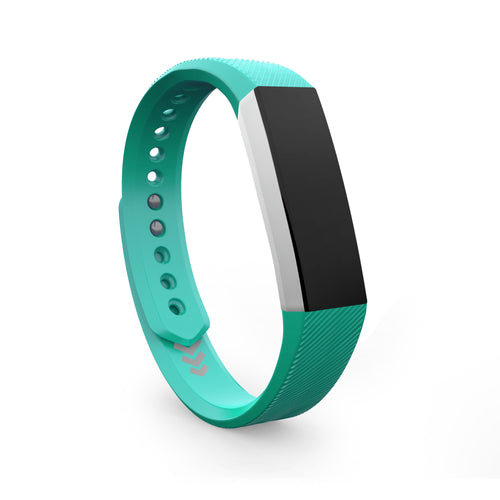 Fitbit Alta Bands - Teal, Small and Large Sizes.