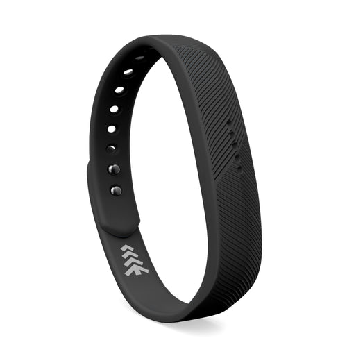 Fitbit Flex 2 Bands - Black, Small and Large Sizes.