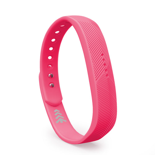 Fitbit Flex 2 Bands - Pink, Small and Large Sizes.