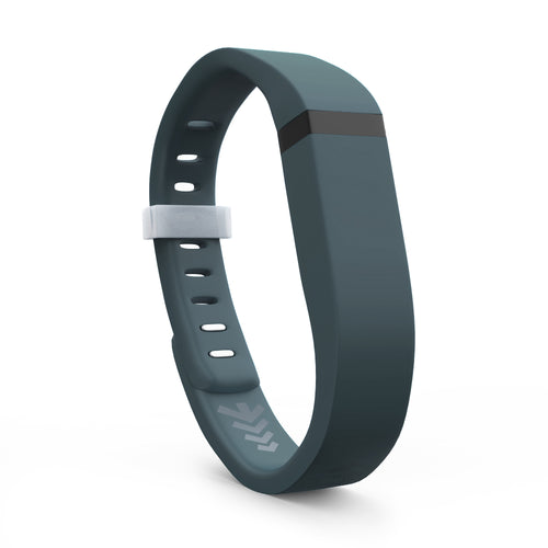 Fitbit Flex Bands - Slate, Small and Large Sizes.