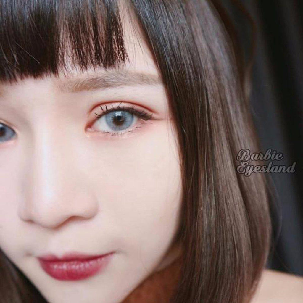 Amaze.i GREY 14mm-Premium Contact Lenses-Barbie Eyesland Contact lens