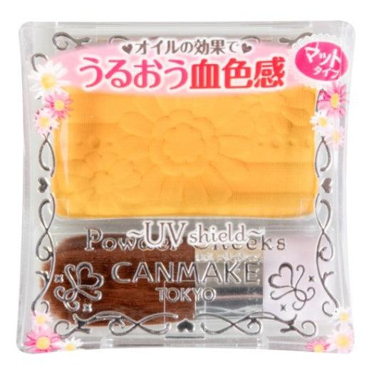 CANMAKE Powder Cheeks Blush-Beauty Products-Barbie Eyesland Contact lens