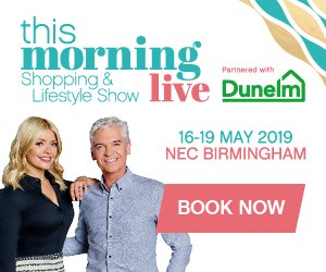 Dollbaby London at The 'This Morning Live' Show; 16-19th May 2019