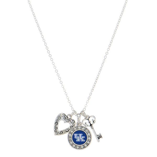 UK Key to my Heart Necklace