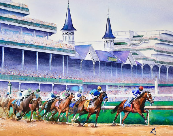 Kentucky Derby at Churchill Downs