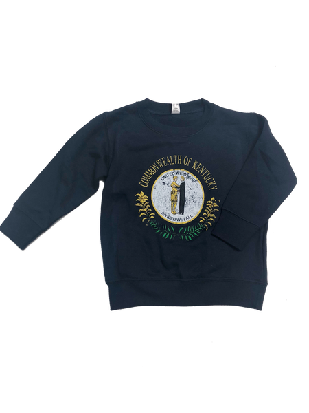 Commonwealth Flag Sweatshirt - Toddler