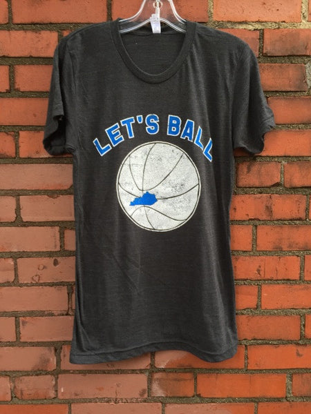 Let's Ball Tee