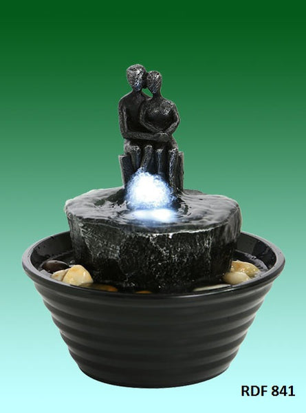 WATER FEATURE-TABLETOP WATER FOUNTAIN RDF 841 - Whatever Gift