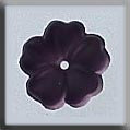 ~ 12007 ~ 5 Petal Flower Matte Amethyst ~ Mill Hill