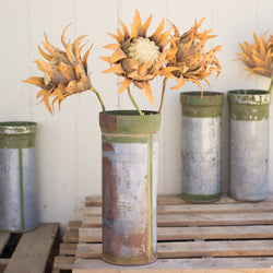 Reclaimed Amunition Canister