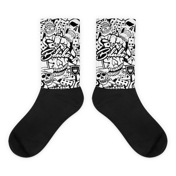 GAMBLERS STAR SOCKS