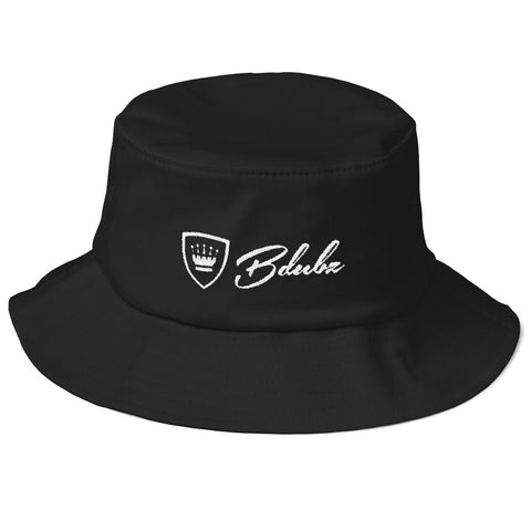 B-DUBZ OLD SCHOOL BUCKET HAT