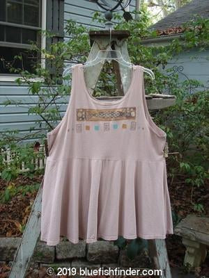 Vintage Blue Fish Clothing 1995 Patio Rose Dress Pike Patio Rose OSFA- Bluefishfinder.com
