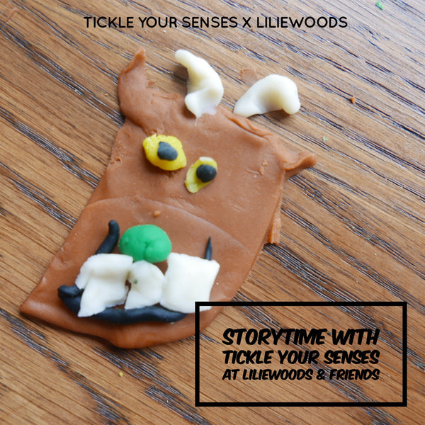 Storytime at Liliewoods & Friends!
