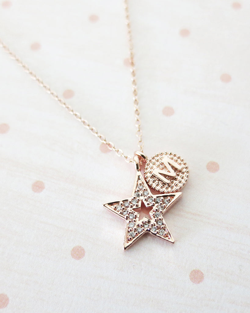 Star Necklace - Celestial
