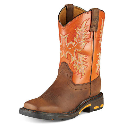 Ariat 10007837 Children's Workhog 8