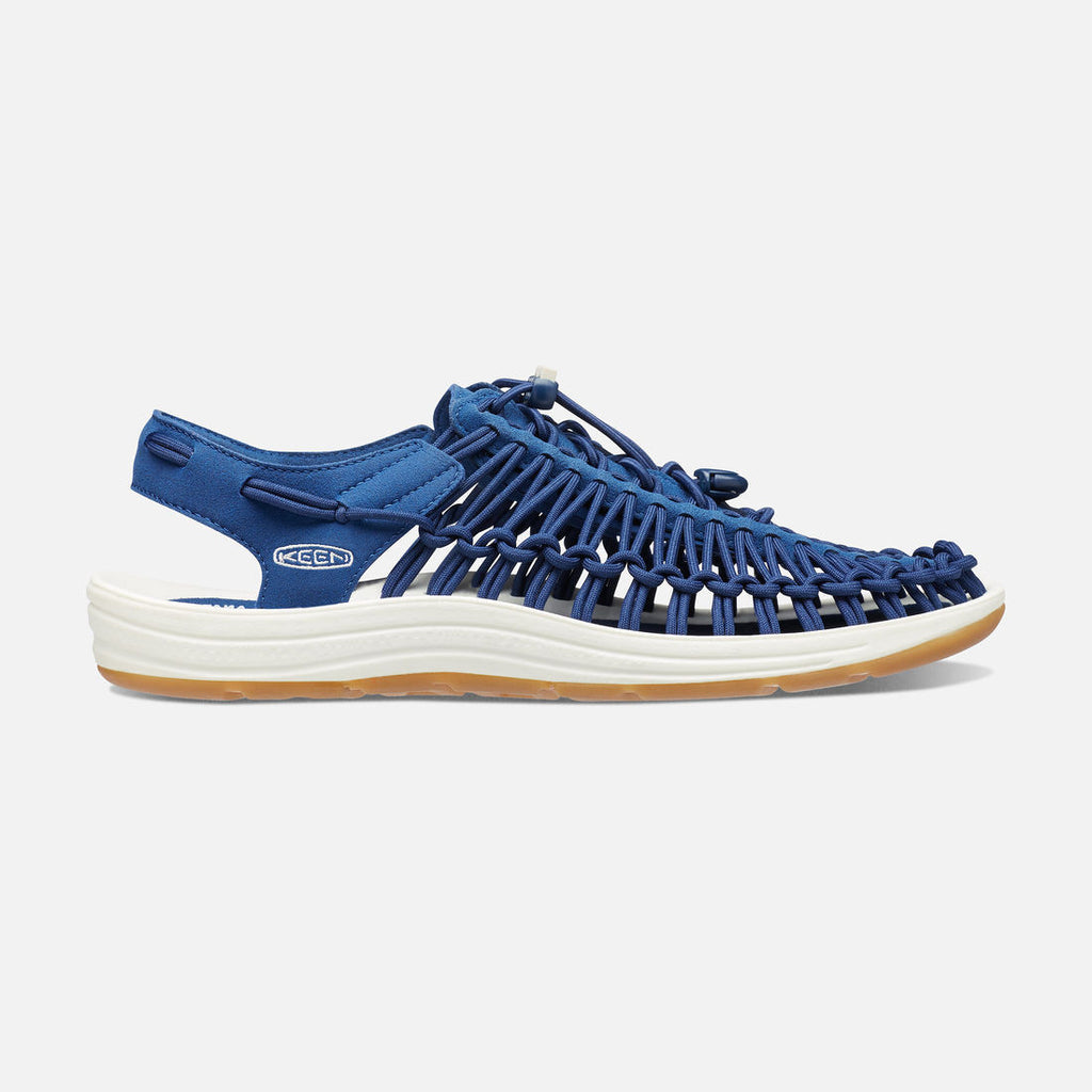 Women's Keen UNEEK LTD Estate Blue/White Style #1017044 *CLOSEOUT*