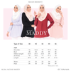 Blouse Maddy - BL356-D - Lilac