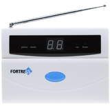 Fortress Security Store (TM) S02-B Wireless Home Security