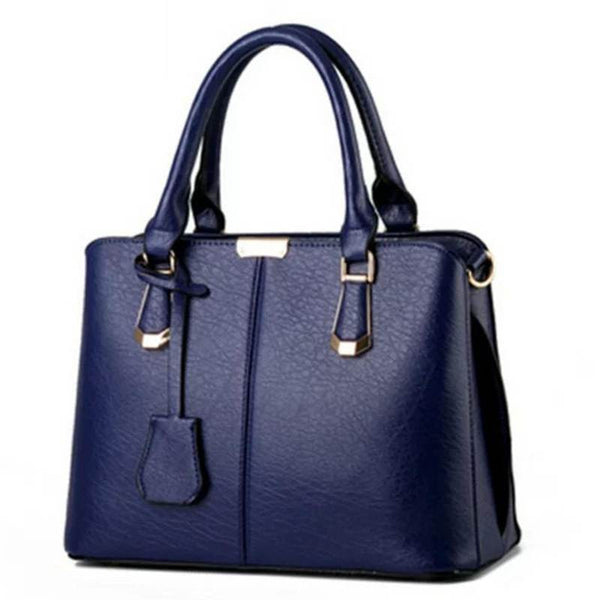 Women Bags High Quality  Handbag Leather Large Capacity - The Accessorie Hub