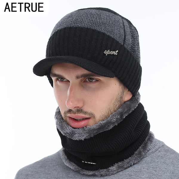 Winter Beanies Hat  For Men Women - The Accessorie Hub
