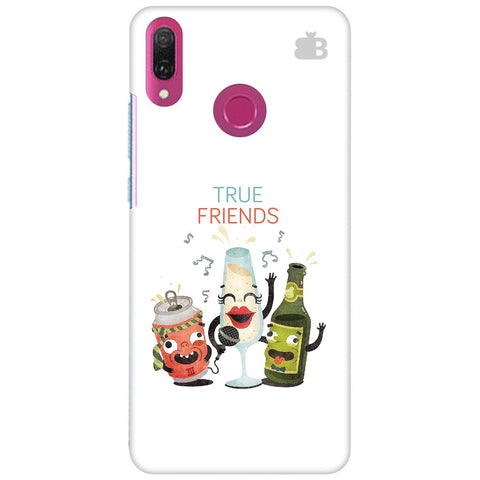 True Friends Huawei Y9 2018 Cover