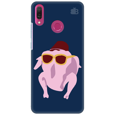 Turkey Huawei Y9 2018 Cover