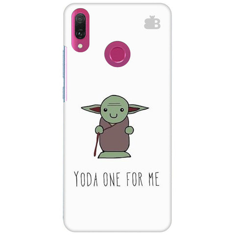 Yoda One Huawei Y9 2018 Cover