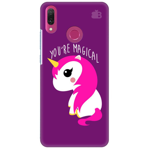 You're Magical Huawei Y9 2018 Cover