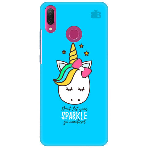 Your Sparkle Huawei Y9 2018 Cover