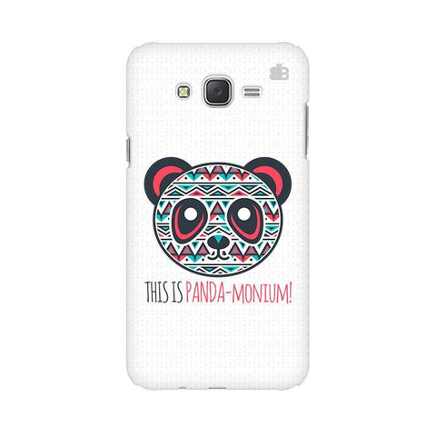Panda-monium Samsung J3 Phone Cover