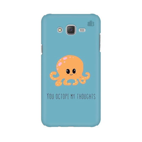 Octopi Thoughts Samsung J5 2016 Cover
