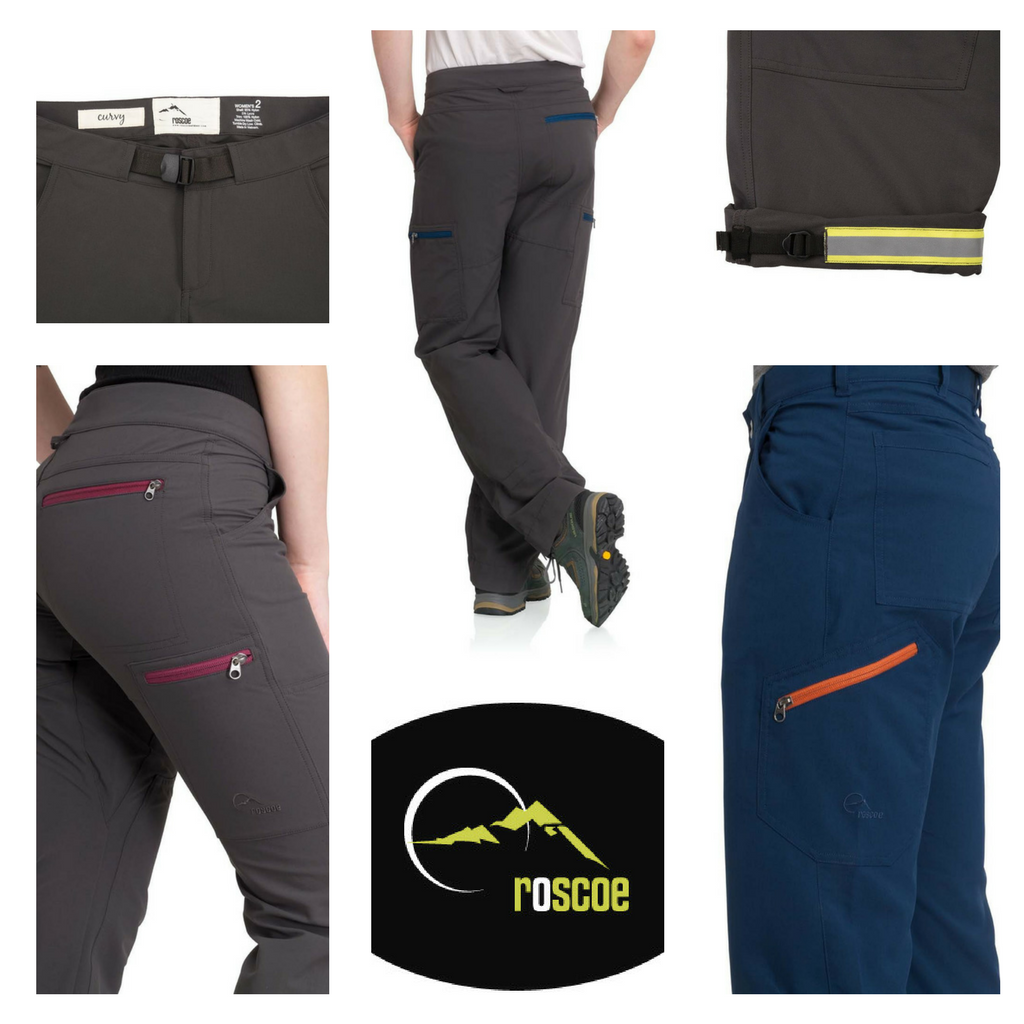 Why Roscoe Outdoor Pants Fit Almost Anyone – Even People Who Can't Find Pants Elsewhere