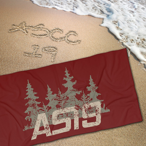 Beach Towel - American Style Clothing Company