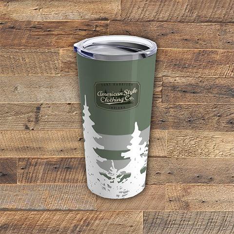 ASCC - Tumbler 20oz - American Style Clothing Company