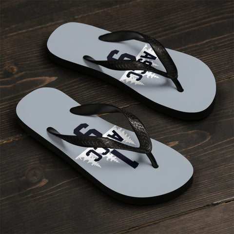 Unisex Flip-Flops  Let your feet breathe! With a high quality print, these Flip Flops are a must have item on the beach, around the house or to brighten up a special outfit on hot summer days.