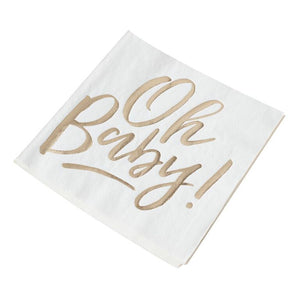 Oh Baby! Napkins