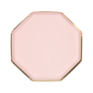 Pale Pink Simply Solids Small Plate
