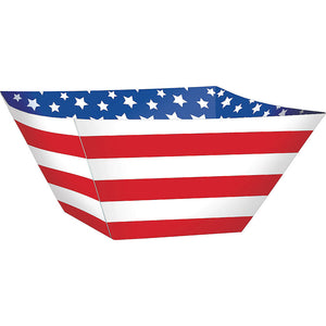 4th of july stars and stripes bowl