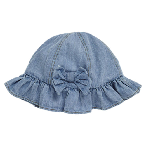 Girl Jeans Hat