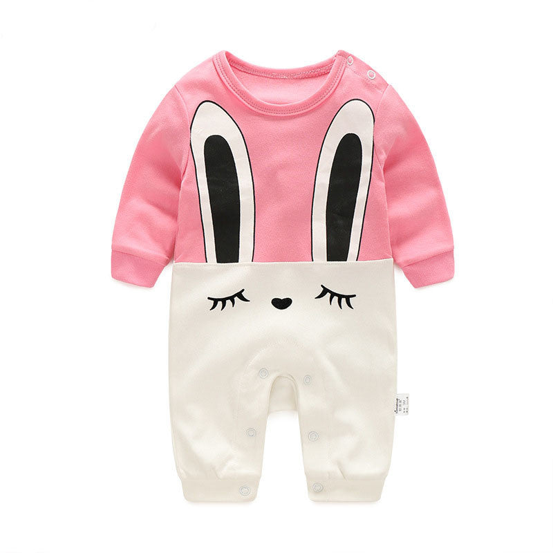 Rabbit Long Ear Romper