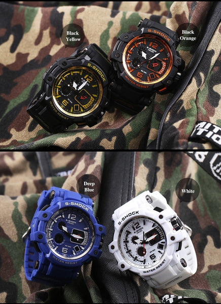 Sport Watch - Men's Ultra Rugged And Durable Shock Digital Watch