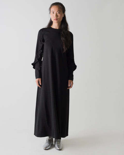 RUFFLE SHOULDER MAXI - Ruti Horn, Apparel